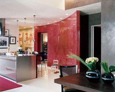 Modern Kitchen in Milan, Italy