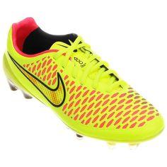 Chuteira Nike Magista Opus FG Campo - Compre Agora acc7f0e8b9962