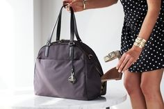Best travel purchase I've ever made. The Lo and Sons O.G. bag. LOVE! And because I have my eye on a few more products - August discount code: APOTSUMMER2013