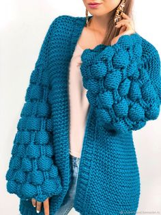 Knit Cardigan, Jumper, Out Of Style, Baby Knitting, Knit Crochet, Boutique, Womens Fashion, Sweaters, Tops