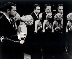 """""""The Lady from Shanghai"""" by Orson Welles"""