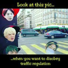 I'll always obey the traffic regulation cz they're too cute  #강승윤 #kangseungyoon #윤 #yoon #김진우 #kimjinwoo #진우 #jinu #이승훈 #leeseunghoon #훈이 #hoony #송민호 #songmino #민호 #mino #위너 #WINNER #meme #winnermeme