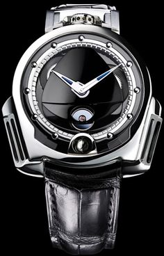 De Bethune Dream Watches DW1PS8 @DestinationMars
