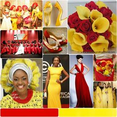 Color Picks: Red   Yellow