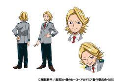 Boku no Hero Academia || Aoyama Yuga