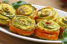 Faites le plein de vitamines avec ces délicieuses roses de légumes