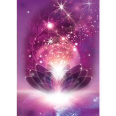The New 5th-Dimensional Solar Violet Flame Poster - Featured Items - Products