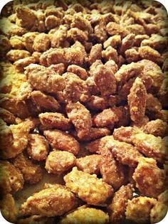 Recipe: Cinnamon & Sugar Toasted Almonds - The Proper Pinwheel