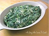 Recipe Steakhouse creamed spinach by  1 or 2 Bunches Fresh Spinach, washed (1 pound after tough stems are removed)  2 Tablespoons Unsalted Butter  2 Tablespoons All Purpose Flour 4 Cloves Roasted Garlic, mashed ¾ Cup Heavy Cream  ½ Cup Half & Half  1 Tablespoon Beef Stock Concentrate ¼ Teaspoon Grated Nutmeg ½ Cup White Onion, finely chopped
