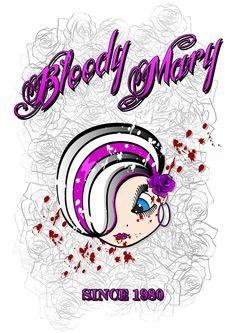 Bloody Mary - Lady Vampiria