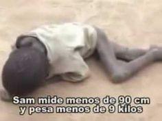 Revoltante - Criança é encontrada morrendo de fome - YouTube