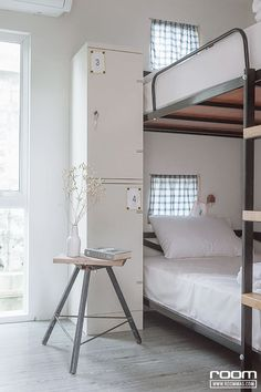 Cool & Cute Container Hostel in Bangkok