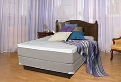 Cool Gel Memory Foam 11-Inch Twilight Mattress by Atlantic Beds King Size with Foundation by Atlantic Beds. $2499.00. Twilight Memory Foam Plus Cool Gel mattress is where soft comfort merges with essential support.