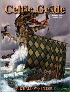 The Celtic Guide Halloween issue is here! This is our most popular and most anticipated issue every year. Read it for FREE at www.celticguide.com