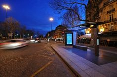 Arch2o JCDecaux High Tech Bus Stop (1)