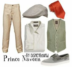 Princess and the Frog Wedding: Suit
