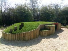 playground mounds - Google Search