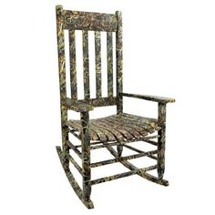 Love cracker barrels rocking chairs in general then I go on their website to see this!! Ahhh. Must have :-)