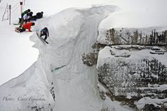 ski Big Sky Couloir | ... EVEN STEEP! Here's an actual list of runs on the East worth skiing