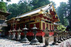 Panoramio - Photo of Kami-jinko, Toshogu Shrine, Nikko, Japan