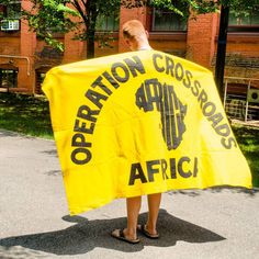 Fly away with Crossroads Africa!  Operationcrossroadsafrica.org  #operationcrossroadsafrica