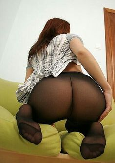 Pantyhose nylons stockings butts anal