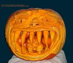 Peter Pumpkin Eater Pumpkin