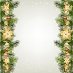 Christmas fir branches border with baubles vector 03 - https://www.welovesolo.com/christmas-fir-branches-border-with-baubles-vector-03/?utm_source=PN&utm_medium=welovesolo59%40gmail.com&utm_campaign=SNAP%2Bfrom%2BWeLoveSoLo