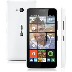 (Wal-Mart) Smartphone Microsoft Lumia 640 DTV Branco Dual Chip Windows Phone 8.1 Wi - Fi TV Digital Tela de 5 LUMIA 640 DTV 1198468 - de R$…