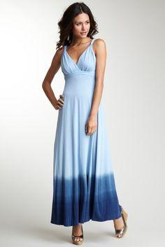 EcoSkin  Yellowwood Dress  #HLsummer