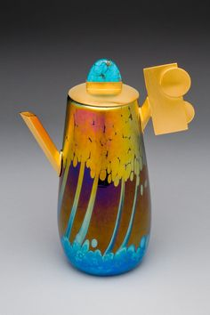 Elaine Hyde, Glass