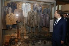 Jerusalem, Israel: Russia's PM Dmitry Medvedev visits the Holocaust memorial centre Holocaust Memorial, Picture Editor, Jerusalem Israel, Starling, S Pic, The Guardian, Centre, Cool Photos, Russia