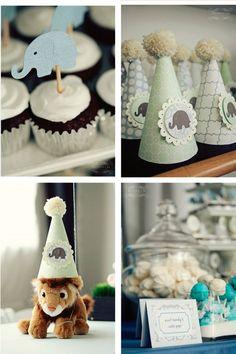 decoracao-cha-bebe-menino-elefante
