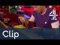 Chris Martin Goes Bananas | TFI Friday S1-Ep4 | Channel 4 - YouTube