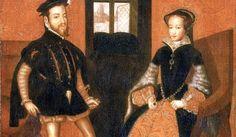 El amor entre los reyes de España e Inglaterra: Felipe II y Maria Tudor