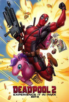 Deadpool 2 IMAX poster by PatrickBrown on DeviantArt Deadpool 2 Poster, Deadpool 2 Movie, Xmen, Best Of Deadpool, Movie Covers, Marvel Wallpaper, Deadpool Wallpaper, Wallpaper Wallpapers, Tv Series Online