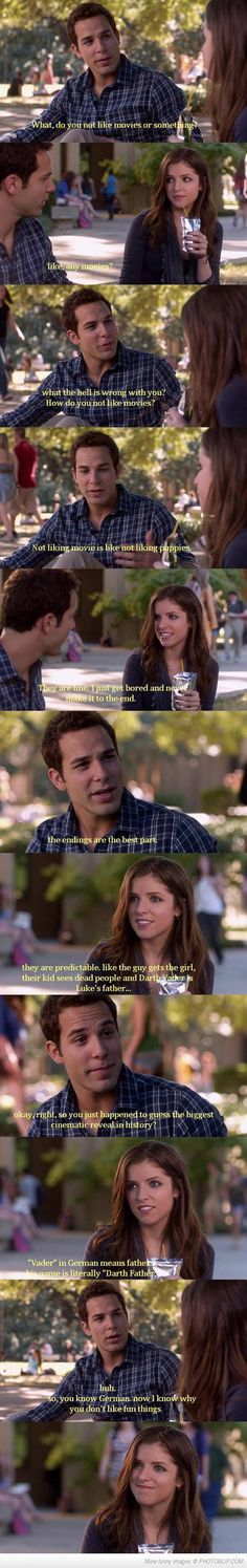 Pitch Perfect - One Of The Best Scenes