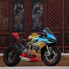 2012 Ducati 1199 Panigale GT-R Nismo Theme