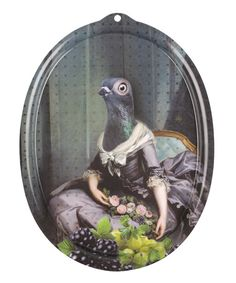 Ibride Le Boudoir Isild Pigeon Tray
