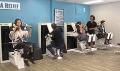 Groupon - Back Pain Relief Sessions with Initial Consultation at What A Relief (Up to 86% Off). Four Options Available.  in Rockwall. Groupon deal price: $21