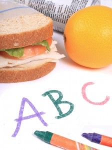 Creative and Healthy  School Lunch Ideas