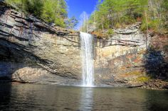 The Best Hiking Trails With Waterfall Hikes Near Nashville, TN - Thrillist