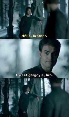 The Vampire Diaries TVD S08E10 - Damon and Stefan