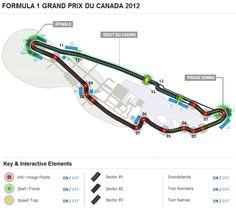 FORMULA 1 GRAND PRIX DU CANADA 2012 Formula 1 Gp, F1 Motor, Race Tracks, Sports Baby, Sport Of Kings, Slot Cars, Le Mans, Grand Prix, Montreal