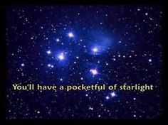 Catch A Falling Star - Perry Como  'One Love video'