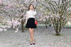 Outfit: Cherry Blossoms
