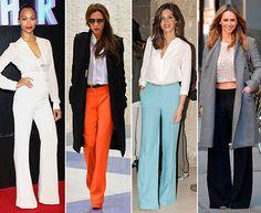Pantalones palazzo: Elegancia maxi #HOLAfashion #trends