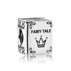 Pandora Damen-Charm 925 Sterling Silber Fairy Tale Buch 791109: Pandora: Amazon.de: Schmuck