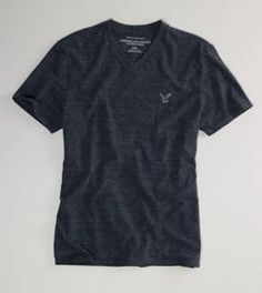American Eagle Mens V neck $15.95. These are like the best guy's shirts. So soft lol.