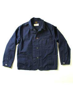 orslow×fennica / Kenneth jacket